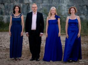The Bauer quartet, Lisa Bauer